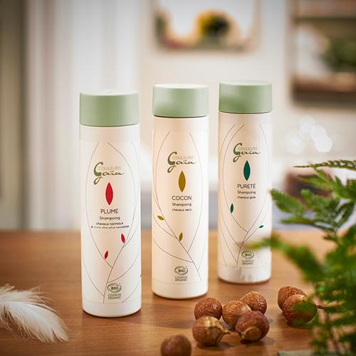 shampoings bio de qualité professionnelle